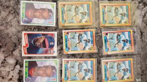 Lot of 9 FRANK THOMAS great condition $25 for Sale in Clovis, CA