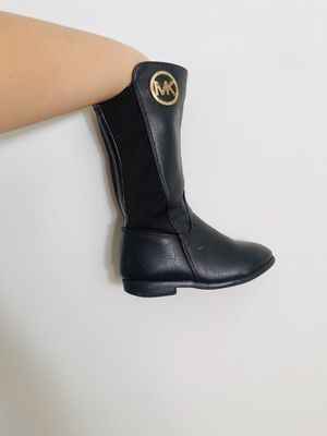 Boots for toddler girl Michael Kors, size 7 for Sale in Washington, DC