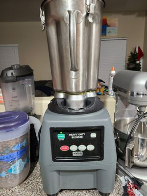 Waring CB15 Heavy Duty Commercial Blender barely used for Sale in Las Vegas, NV