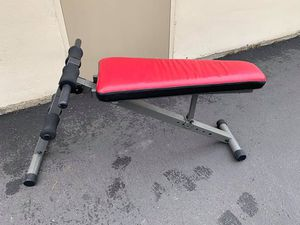 Ab weight bench for Sale in Kent, WA