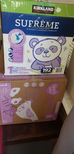 Baby diapers for Sale in Atco, NJ