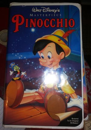 Walt Disney Classic. Pinocchio for Sale in Stone Mountain, GA