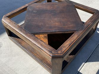 Vintage Oak Coffee Table Project for Sale in Los Alamitos,  CA