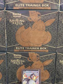 Shining Fates ETB for Sale in Newark,  CA