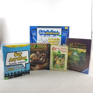 Assorted Board Games (1023623) for Sale in South San Francisco, CA