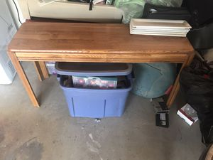 Sofa table for Sale in Bakersfield, CA