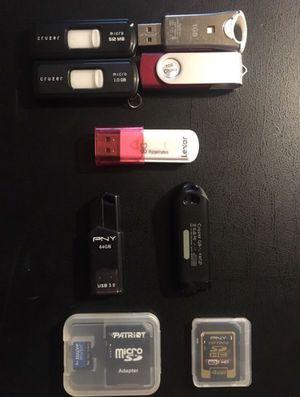 USB/ flash drive/ hard drive / Micro USB for Sale in Chula Vista, CA