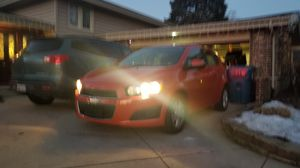 """2012 Chevy Sonic TURBO """"LOW MILES"""" for Sale in Palos Heights, IL"""