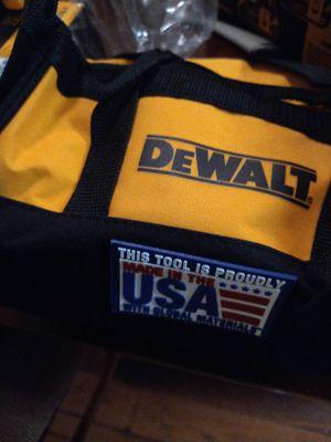 New Tool bag DeWalt for Sale in Chula Vista, CA
