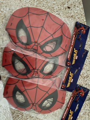 Spider man mask for Sale in Atlanta, GA