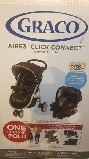 Graco stroller + car seat for Sale in Cranberry Township, PA