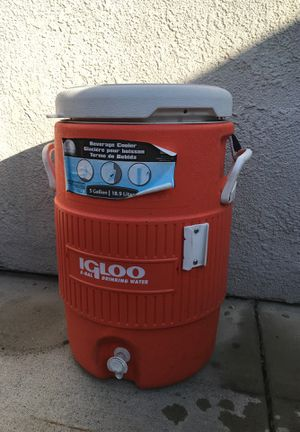 Igloo 5 gallon cooler . for Sale in Irwindale, CA