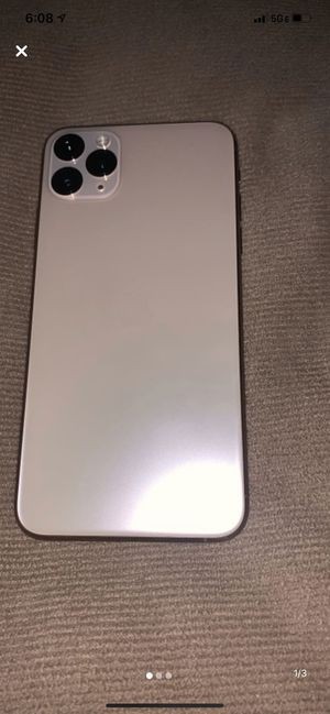 iPhone 11pro max for Sale in Virginia Beach, VA