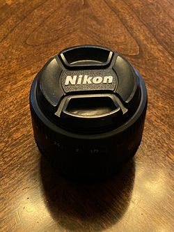 Nikon AF Nikkor 50mm 1:1.8D for Sale in Sherwood,  OR