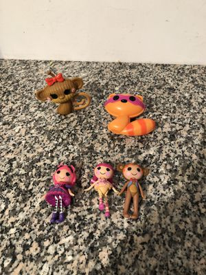 Lalaloopsy lot for Sale in El Paso, TX
