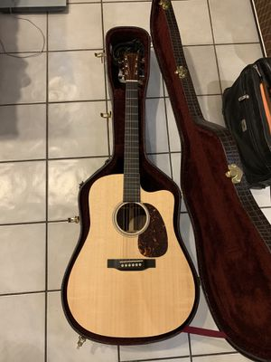 Martin DCPA4 Rosewood Acoustic Guitar with Fishman electronics for Sale in Plantation, FL