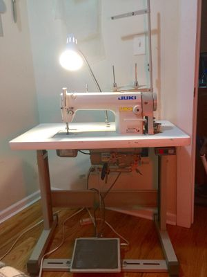 Juki DDL-8700 economy industrial straight stitch sewing machine for Sale in New York, NY