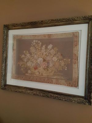Gorgeous 2 1/2 by 4 1/2 foot tapestry for Sale in Cary, NC