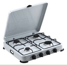 Tabletop Portable Propane Gas Stove 4 Burners Estufa Portable Gas Propano PREMIUM PPS41 for Sale in Miami,  FL