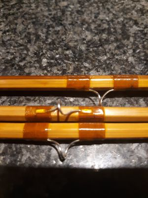 Fly fishing rod ultra rare fenwick ff83 custom 2 tip for Sale in Peoria, AZ