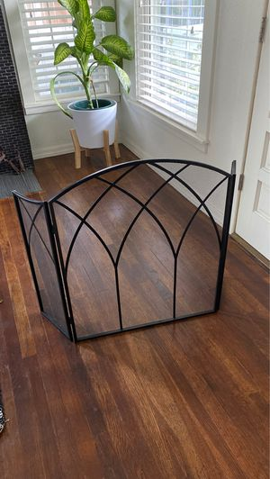 Fireplace fence gate cover for Sale in Phoenix, AZ