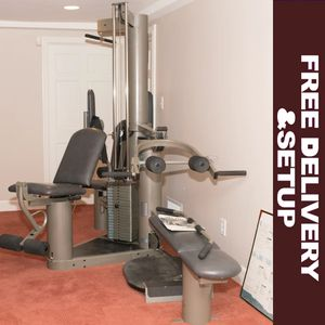 Vectra 1500 home gym- (Excellent condition) Free delivery for Sale in Phoenix, AZ