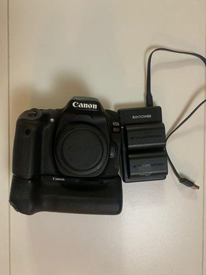 Canon 80D for Sale in Austin, TX