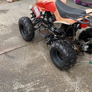 125cc Atv for Sale in Kent, WA