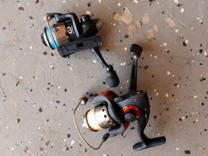 Fishing reels 10 each for Sale in Bradenton, FL