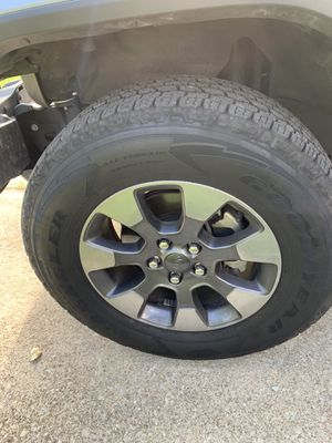 Wrangler tires for Sale in Walton Hills, OH