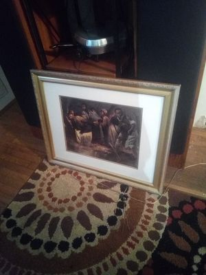 Very nice picture. Good condition! for Sale in High Point, NC