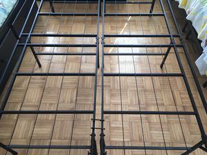 Bed frame, queen size for sale for Sale in New York, NY