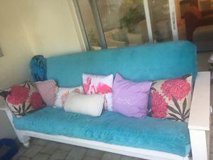 Comfy Futon queen for Sale in Pompano Beach, FL