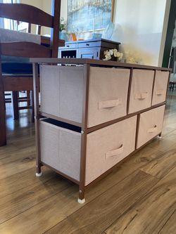 2 Matchingn Pink Fabric Dressers for Sale in Auburn,  WA