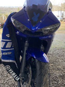 2007 Yamaha Yzf R6s for Sale in Greenville,  SC