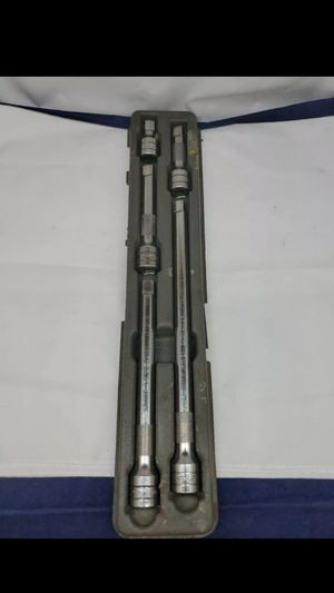 "SNAP ON 305ASX 5 PC 1/2"" DRIVE EXTENSION SET TRADES SELLING EVERYTHING NO DELIVERIES for Sale in Mesa, AZ"