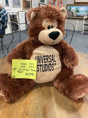 "UNIVERSAL STUDIOS TEDDY BEAR Plush STUFFED ANIMAL Toy 18"" for Sale in Phoenix, AZ"