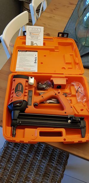 Brand New in a Box Ramset TF1200 Nail Gun Set for Sale in Miami, FL