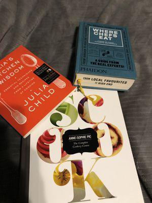 Cookbooks for Sale in Houston, TX