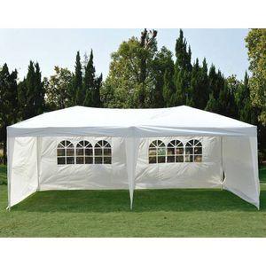 Outdoor Event Tent Wedding Pavilion 10 x 20 4 sidewalls for Sale in Tempe, AZ