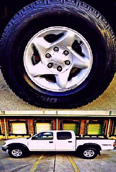 🔑2004 Toyota Tacoma 4WD Price$1,400🔑 for Sale in Austin, TX