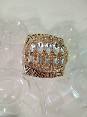 S.F. Forty Niners Young Ring Size 11 for Sale in Columbus, OH