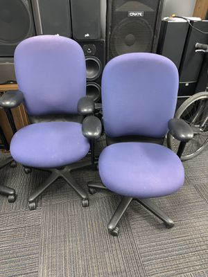 OFFICE CHAIRS. 30 CHAIRS AVAILABLE, 10 EACH for Sale in Indianapolis, IN
