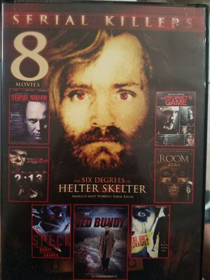 Serial Killer DVD Collection for Sale in Avon Park, FL