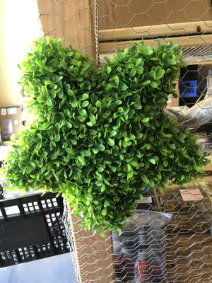 Artificial Hanging Topiary Star (New) for Sale in Splendora, TX