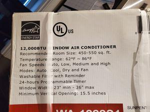 12000 BTU window unit for Sale in Smoke Rise, GA
