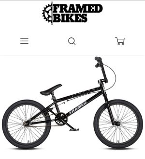 """BMX FRAMED IMPACT 20"""" BLACK BOYS MENS NEW UNUSED for Sale in Queens, NY"""