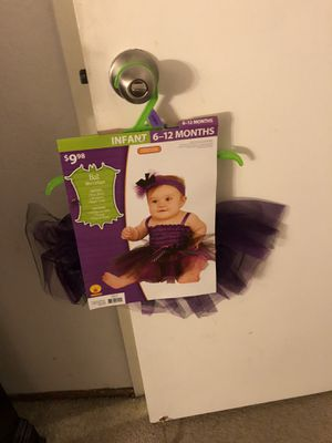 Baby Girl Bat Costume for Sale in Milpitas, CA