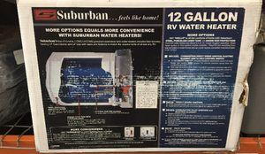 12 Gallon RV water heater for Sale in Oldsmar, FL