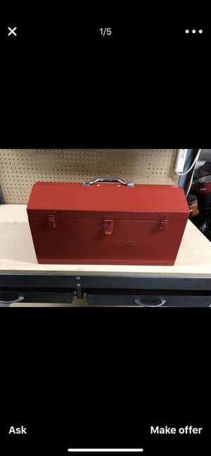 Snap on tool box for Sale in Dearborn, MI